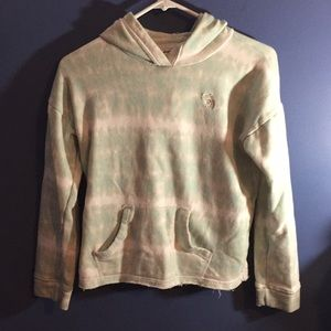 Abercrombie and Fitch multicolored Hoodie